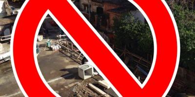 Cantiere di Via Alo' Giovannoli