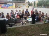 Uno degli eventi di formazione organizzati nel parco