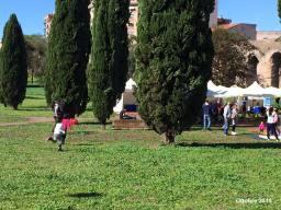 Un evento nel parco